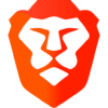 Brave Transparent Logo